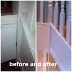 Stairs 2 - ISDecs Painting & Decorating Rotherham Sheffield Leeds