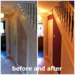 Hallway 2 - ISDecs Painting & Decorating Rotherham Sheffield Leeds