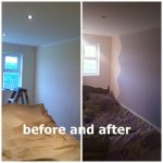 wall - ISDecs Painting & Decorating Rotherham Sheffield Leeds