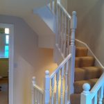 stairs - ISDecs Painting & Decorating Rotherham Sheffield Leeds