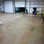ISDecs Painting and Decorating industrial floor project