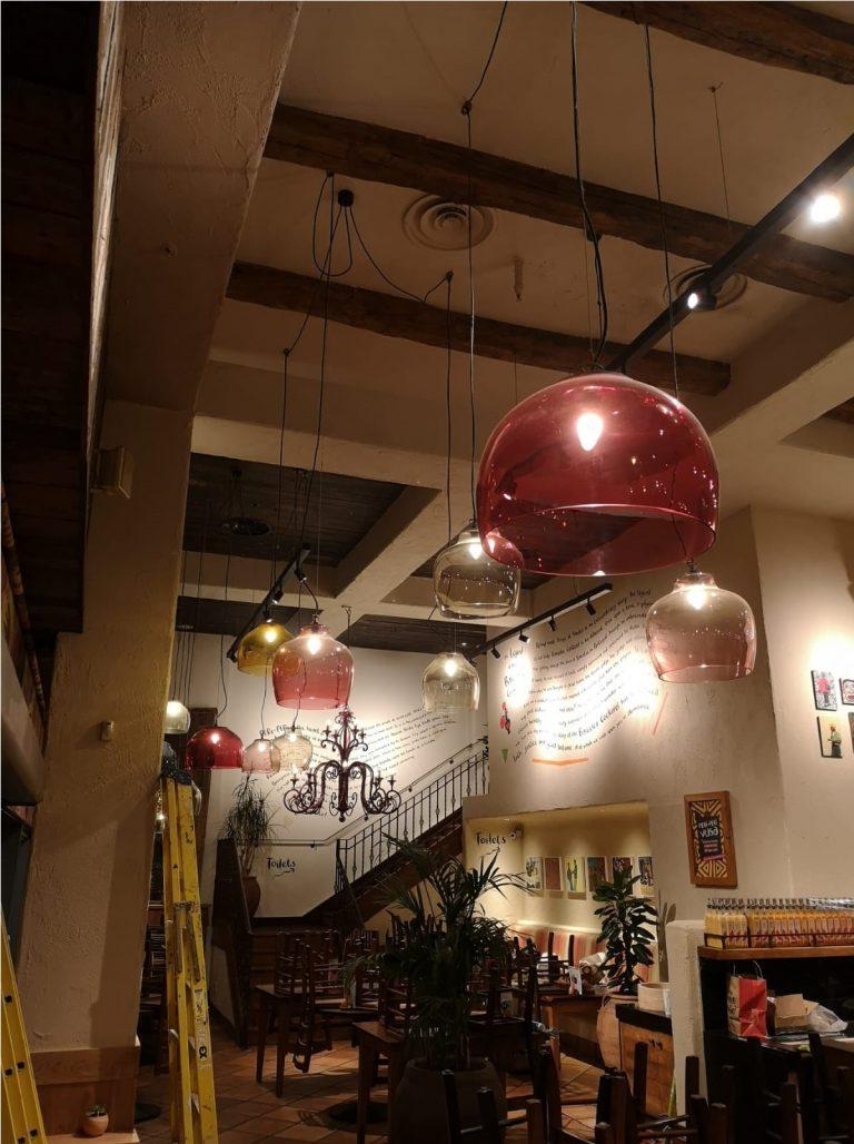 ISDecs Restaurant Painting
